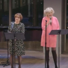 STAGE TUBE: Patti LuPone and Christine Ebersole Chat, Preview WAR PAINT at the Times