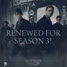 FOX Greenlights Third Season of Hit Drama GOTHAM