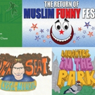 Maxamoo Podcast: Comedy in NYC: The Cast, Muslim Funny Fest, Aspergers Are Us, Laughter in the Park, and The Bitch Seat