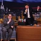 VIDEO: Josh Gad Plays 'Box of Microphones - Disney Edition' on TONIGHT SHOW