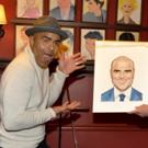 Photo Coverage: Christopher Jackson Celebrates New Sardi's Caricature