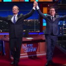 VIDEO: Kevin Kline Teaches Stephen Colbert How to Take a Proper Broadway Bow