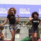 BWW TV: Bryant Park Gets Its Groove On with the Cast of MOTOWN!