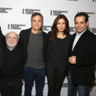FREEZE FRAME: The Company of Arthur Miller's THE PRICE Meets the Press