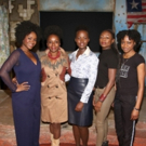FREEZE FRAME: Lupita Nyong'o & Cast of ECLIPSED Meet the Press! Photos