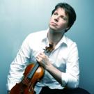 Violinist Joshua Bell to Kick Off Buffalo Philharmonic's 2016-17 Season, 9/17