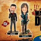 Royal Bobbles Preps for THE WALKING DEAD Figurine Release