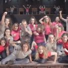 STAGE TUBE: Los alumnos de SCAENA bailan al ritmo de NEWSIES