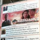 Twitter Watch: Lea Salonga - 'Look at what's across from @HamiltonMusical!'