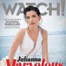 Photos: THE GOOD WIFE's Julianna Margulies Graces Cover of October Watch! Magazine