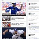 ESPN Launches All-New Mobile App for Fantasy Baseball