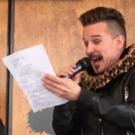 STAGE TUBE: SOMETHING ROTTEN!'s Will Chase Brings the Bard to #Ham4Ham
