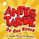 BWW Review: With A Score By George And Ira Gershwin ANTES TARDE DO QUE NUNCA (NICE WORK IF YOU CAN GET IT) Opens In Sao Paulo
