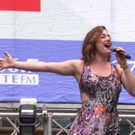 BWW TV: FINDING NEVERLAND Cast Flies to Broadway in Bryant Park!