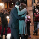 VIDEO: HAMILTON Cast Helps Celebrate Couple's On Stage Engagement