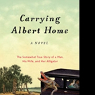 New York Times Bestselling Author Homer Hickam Releases CARRYING ALBERT HOME