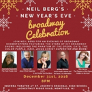BWW Preview: NEIL BERG'S 100 YEARS OF BROADWAY NEW YEAR'S SHOW at Inserra Theater