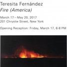Lehmann Maupin Announces Exhibition of New Works By Teresita Fernandez