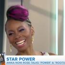 VIDEO: Tony Winner Anika Noni Rose Talks New Drama Series POWER