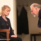Photo Flash: First Look at Kenneth Cranham,Claire Skinner & More in Rehearsal for Delfont Mackintosh Theatre's THE FATHER