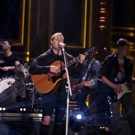 VIDEO: Mike Posner Performs 'Be As You Are' on TONIGHT SHOW