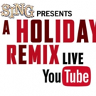 Upcoming Musical Film SING Presents A Holiday Remix Live on YouTube