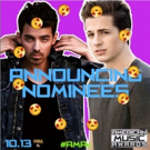 Joe Jonas & Charlie Puth Announce 2015 AMERICAN MUSIC AWARD Nominees Live on GMA Today