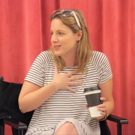Photo Flash: WAITRESS Star Jessie Mueller Mentors Kids at Broadway Artists Alliance