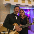 Photo Coverage: John Pizzarelli & Jessica Molaskey Bring Their Music To The Colony Hotel