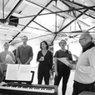 Photo Coverage: In Rehearsal as Sebastian Blunt Joins the Cast of GATSBY as it Heads to the West End This Month