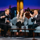 VIDEO: Sara Bareilles & Chris O'Donnell Talk Oscars Snafu on LATE LATE SHOW