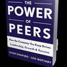 THE POWER OF PEERS by Leon Shapiro & Leo Bottary is Released