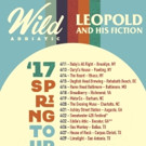 Leopold and His Fiction Announce Spring Tour + SXSW Performances