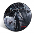 MEGADETH's New Album 'Dystopia' To Be Issued As Limited Edition Vinyl Picture Disc, 4/8