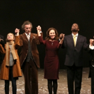 Photo Coverage: THE CHERRY ORCHARD Company Takes Opening Night Bows!