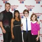 Photo Coverage: Nikki James, Nathaniel Hackmann & More Sing at Broadway Salutes 2015!