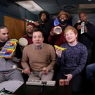VIDEO: Jimmy Fallon, Ed Sheeran & The Roots Perform 'Shape of You' with Classroom Instruments