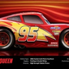 Owen Wilson, Voice of CARS 3 Lightning McQueen, Named Daytona 500 Grand Marshal