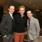 Photo Flash: Rob McClure, Adam Pascal, Josh Grisetti and More Celebrate SOMETHING ROTTEN!'s Tour Launch in Boston