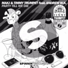 MAKJ, Andrew W.K. & Timmy Trumpet Release 'Party Til We Die'