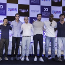 STAR TREK BEYOND Cast Gather in Dubai Ahead of Filming in the Emirate