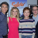 Photo Coverage: Broadway-Bound SYLVIA Company Meets the Press!