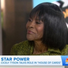 VIDEO: Cicely Tyson Talks Career, 'House of Cards' & Diversity in Hollywood on TODAY