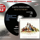 "Audio Fidelity To Release Earth, Wind & Fire's ""Head To The Sky"""