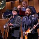 PHOTO: MONKEES' Micky Dolenz Sits In with The Roots on Last Night's TONIGHT SHOW