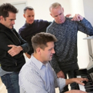 Photo Exclusive: Tony Winner Andy Blankenbuehler and BANDSTAND Creators Are Bringing a New Rhythm to Broadway