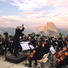 STAGE TUBE: Mariposa Symphony Orchestra Performs at Glacier Point in Yosemite National Park