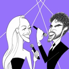 BWW Exclusive: Ken Fallin Draws the Stage - Betsy Wolfe & Darren Criss Prep for the NY Pops!