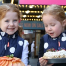 VIDEO: Which of WAITRESS' Adorable Keane Twins Stars In 'Cooking With Lulu'?