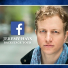 Tune In Tonight for Jeremy Hays' Live Backstage Tour of THE PHANTOM OF THE OPERA!